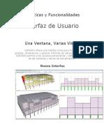 Características y Funcionalidades (Resumen Sap2000)