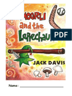 yr 7 moorli and the leprechaun book