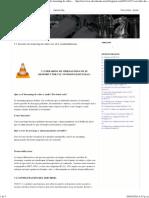 7.1 Servidor de Streaming de Vídeo Con VLC (Multiplataforma)