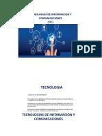 i Unidad Tics Clases II Semestre PDF