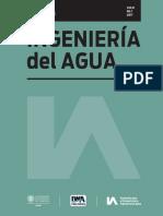 2017 - Ingeniería Del Agua Vol. 21, Núm. 1