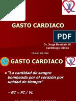 5. Gasto Cardiaco
