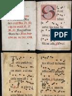 Antifonas Concepcion (Cantoral 46 BNE)