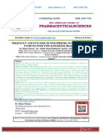 FREQUENCY AND OUTCOME OF DYSLIPIDEMIA IN DIABETIC FOOT PATIENTS WITH TYPE-II DIABETES MELLITUS