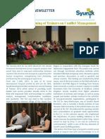 Syunik NGO Newsletter Issue 28