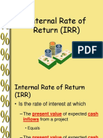 IRR gp1  by Professor & Lawyer Puttu Guru Prasad