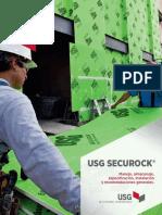 Manual Tecnico Securock