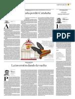 El Día Que España Perdió Cataluña