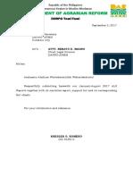 Transmittal Report (MAY 2017)