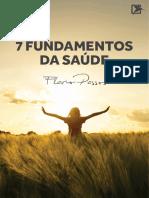 3ª Semana Da Alimentacao Extraordinaria (7 Fundamentos Da Saude - Checklist)