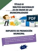 Tributacion Municipal - Santana