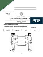 Soalan PPT Kesihatan Tahun 3 KSSR 2017 Sktta.doc