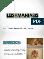 LEISHMANIASIS EXPOO