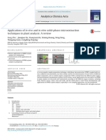Applications of in vivo and in vitro solid-phase microextraction for plant analysis.pdf