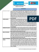 Mapa de Progreso Ciclo VII 3 4 5_Secundaria DCN 2015