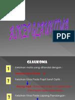 ASKEP GLAUKOMA