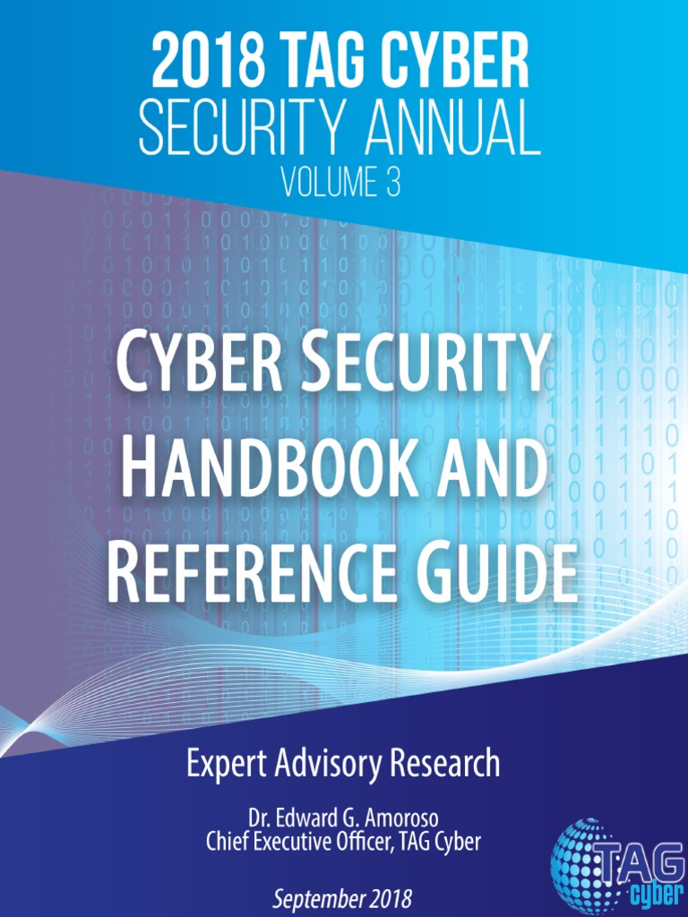 Cybersecurity handbook and reference guide vol3 2018 security cybersecurity handbook and reference guide vol3 2018 security engineering online safety privacy fandeluxe Choice Image