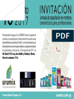 Invitacion Yesomat 10 de Agosto