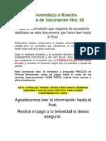 Precio y Forma de Pago Vacuna Perros Adultos