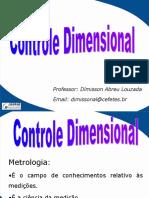 Controle Dimensional