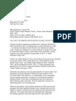 Official NASA Communication 05-61
