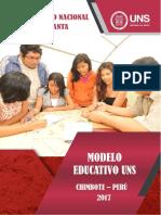 Modelo Educativo Uns