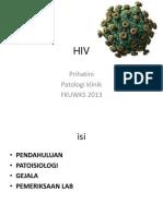 Emering1ng Hiv