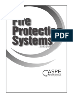 Fire Protection Systems - 3ra Edición