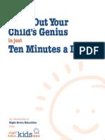 Your Childs Genius 10aday