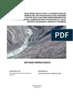 Estudio Hidrologico PACHACHACA 03