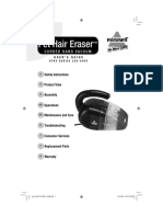 87R4E Pet Hair Eraser