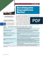 Encefalopatía Espongiforme Bovina
