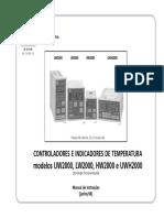 Manual W2000