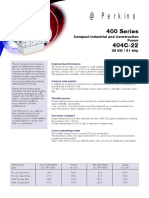 Spec Sheet 404C-22