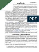Materia Prima Lacteos 2013