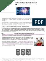 El Cerebro de Niños y Adolescentes_ El Maltrato y La Violencia Familiar Afectan El Desarrollo Cerebral