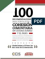 100 recomendaciones