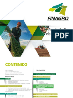 Portafolio Finagro Agosto 2017