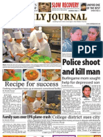 08-18-10 issue of the Daily Journal