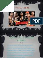Exposicion Lucha Libre
