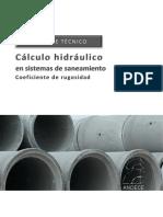 Informe Capacidad Hidraulica Tuberia