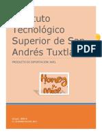 Proyecto de Exportacion- Miel