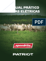 Manual Cercas Elétricas Speedrite e Patriot