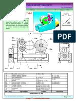Devoir de synthèse N°3 (Corrigé) - Technologie - 1ère AS (2008-2009)