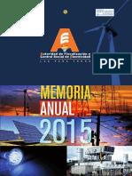 Memoria AE 2015
