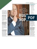 """""""Un sistema educativo que no se renueva, difícilmente mejorará"""" - Hugo Ñopo - Publimetro - 28/08/17"""