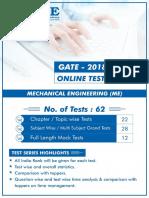 Ace Test Series