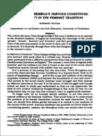 NERVOUS CONDITIONS AN ATTEMPT.pdf