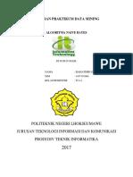 Laporan 2 Praktikum Data Mining