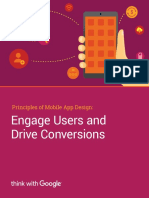Principles of Mobile App Design